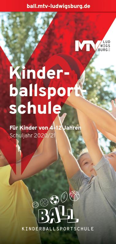 Titel Flyer BALL - Magazine & Flyer