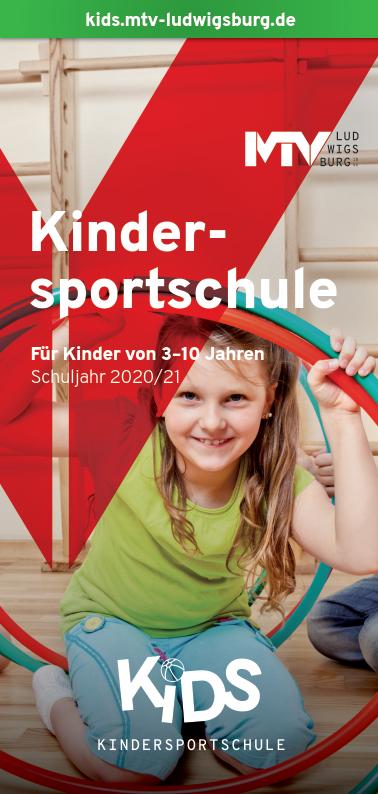 Titel Flyer KIDS - Magazine & Flyer