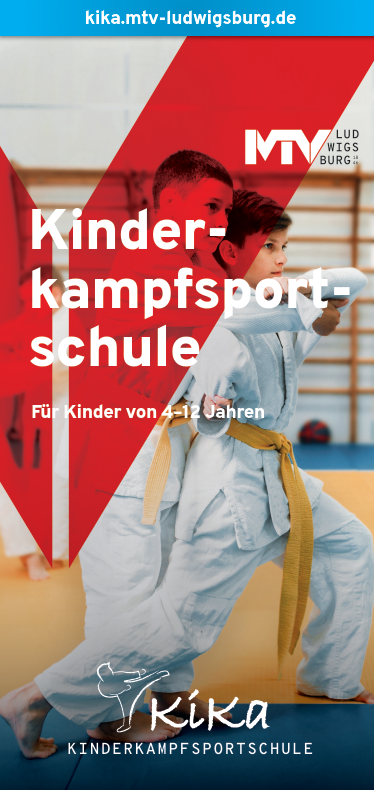 Titel Flyer KiKa - Magazine & Flyer