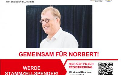 DKMS Teaserbild Link Stammzellspendenaufruf 400x250 - MTV Ludwigsburg