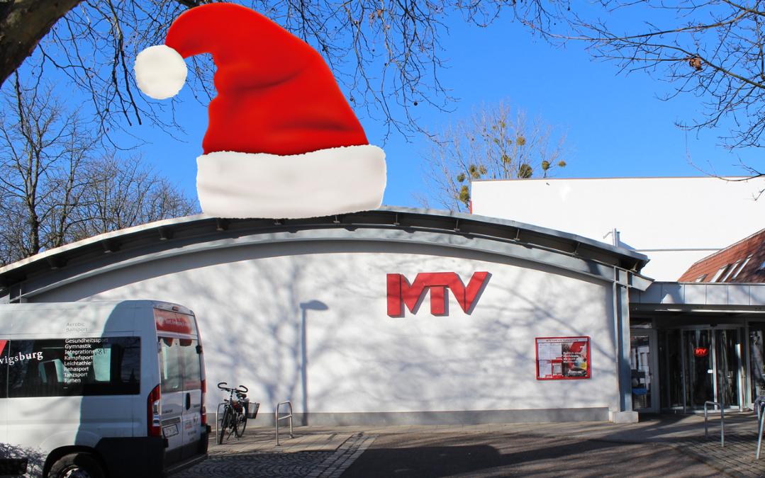 Der MTV wünscht frohe Weihnachten!