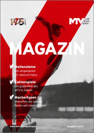 Titel Magazin 1 2021 - Magazine & Flyer