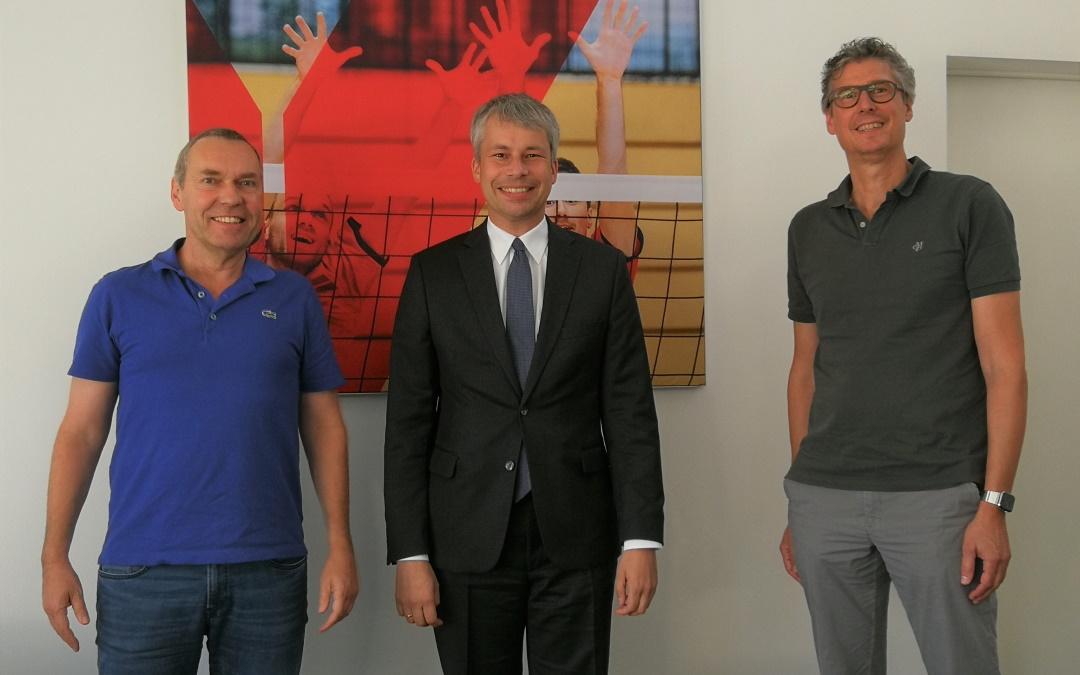Sportverein trifft Politik: Teil 2