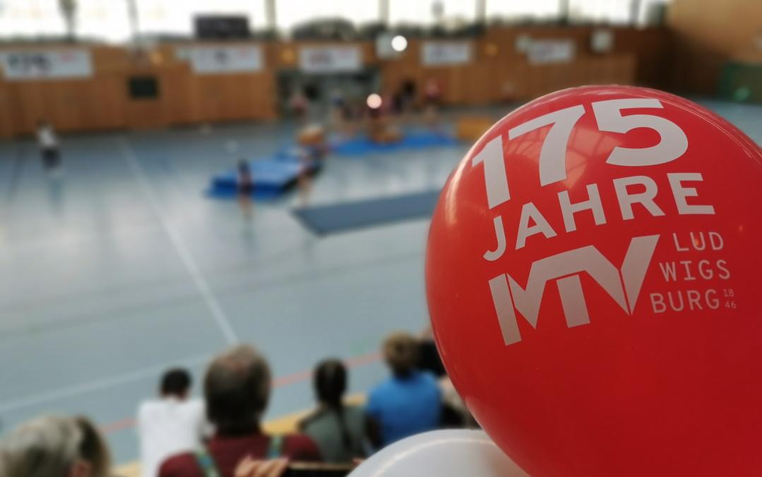 MTV Jubiläumssporttag zum 175. Jahrestag